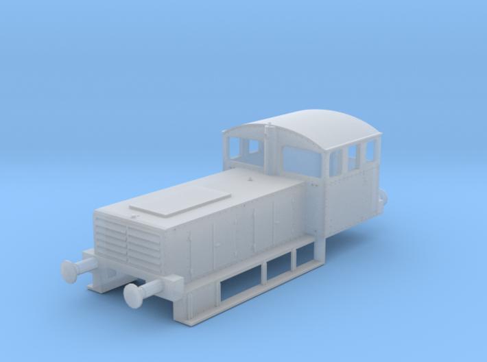 SJ litt Z3 Modern - 1:160 (N) 3d printed