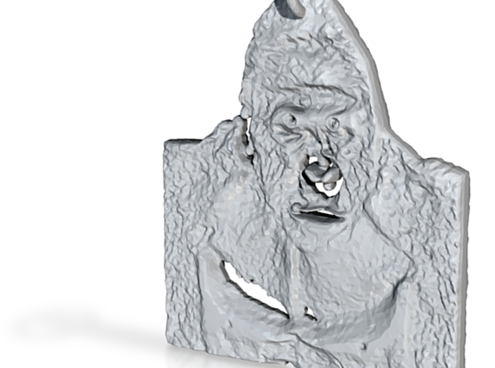Harambee SilverBeing 3d printed