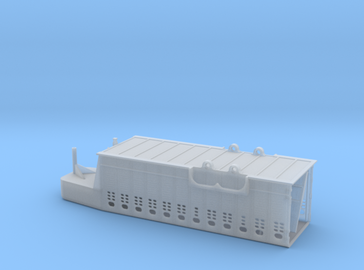1/64 Wilson Stock Trailer 3d printed