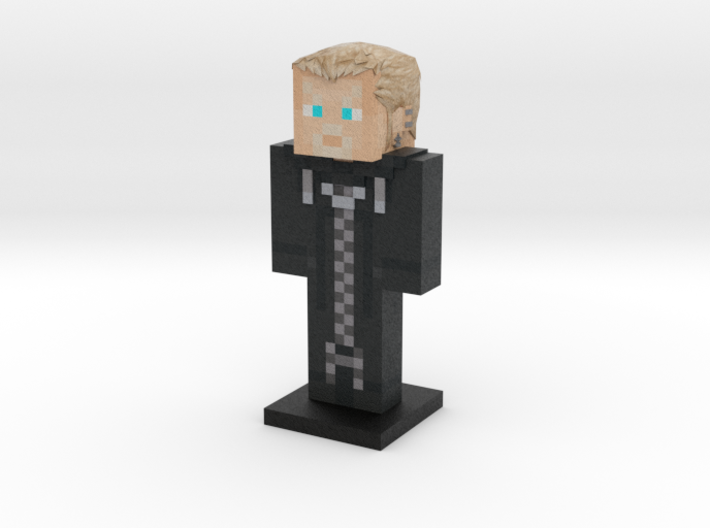 #10 - Luxord (Weaponless) 3d printed