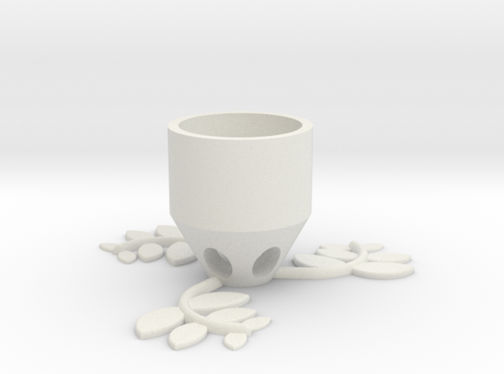 Small Plant Pot (medium) 3d printed