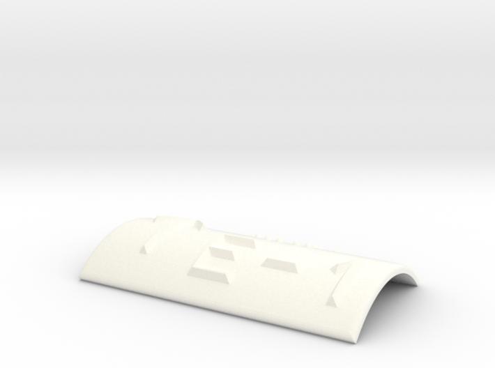 E-1 mit Pfeil nach oben 3d printed