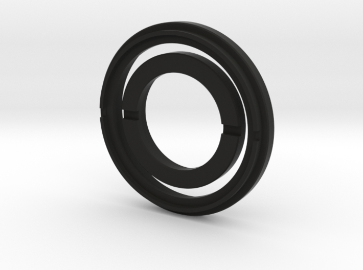 TFA Scope Pro Version - Lens Retainers 3d printed
