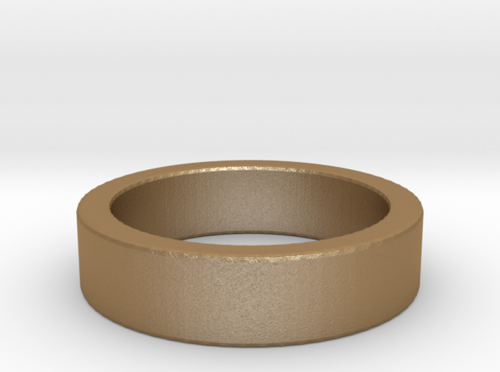 Basic Ring US6 1/4 3d printed