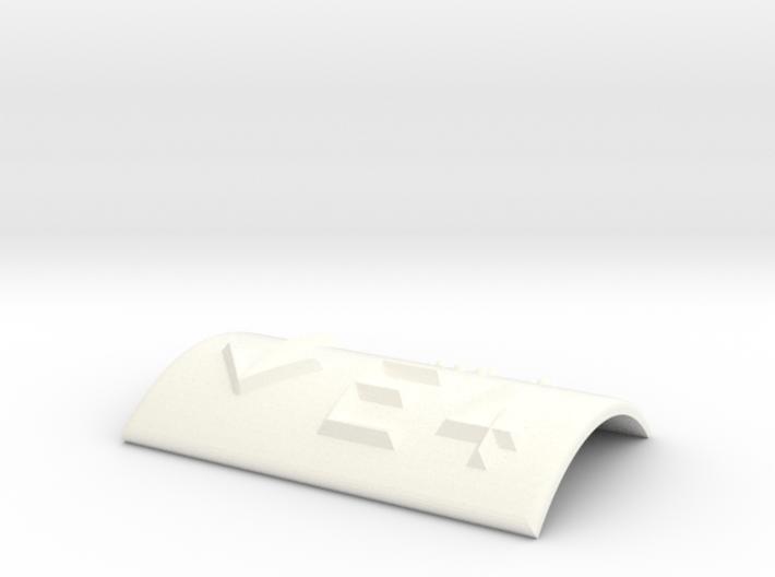 E4 mit Pfeil nach unten 3d printed