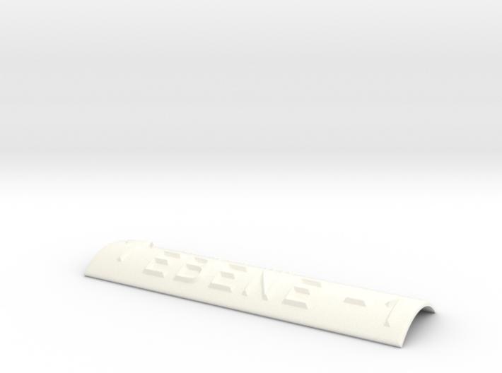 EBENE -1 mit Pfeil nach oben 3d printed