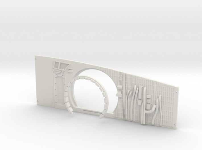 ANH Port Wall for DeAgo Falcon 1 of 2 3d printed