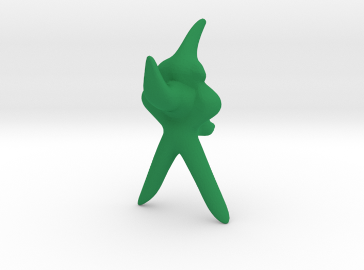 Cleromancy Token-Blockages/Difficulties/Hardships 3d printed