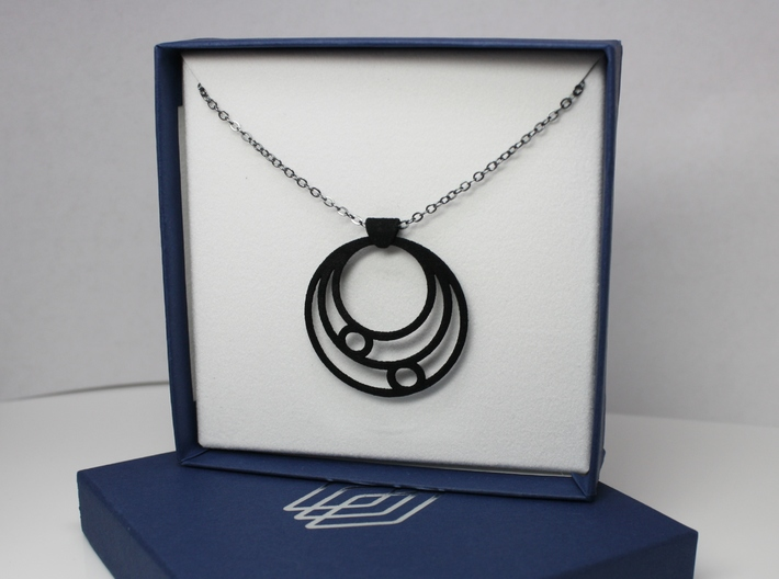 Celestial Circles 3d printed Gift Box Not Included with Shapeways Purchase