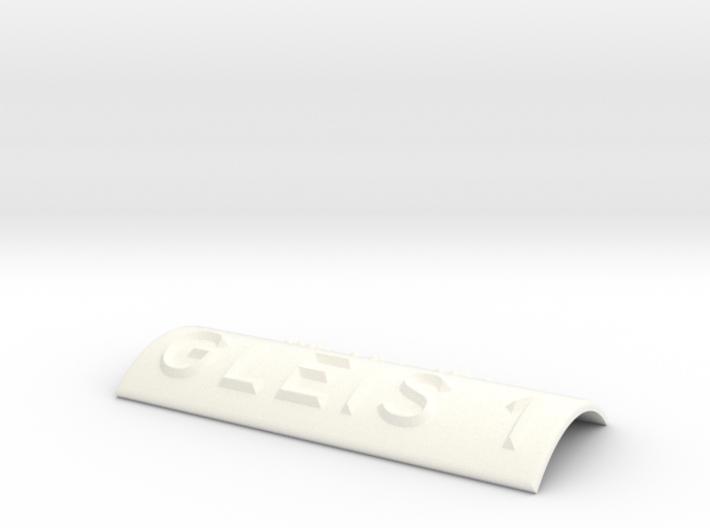GLEIS 1 3d printed