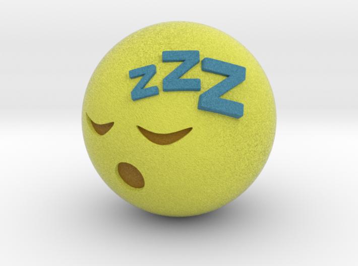 Emoji18 3d printed