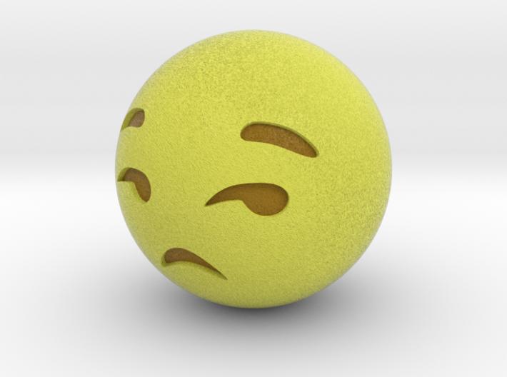 Emoji24 3d printed