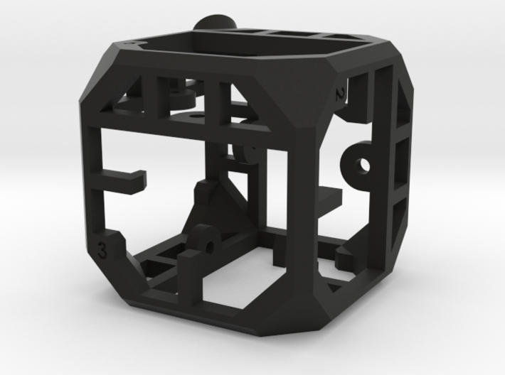 360 Rig for Xiaomi Yi 3d printed