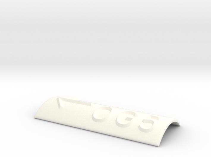 OG 5 mit Pfeil nach links 3d printed
