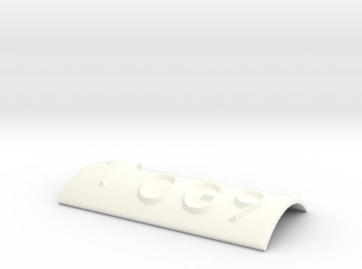 OG 9 mit Pfeil nach oben 3d printed