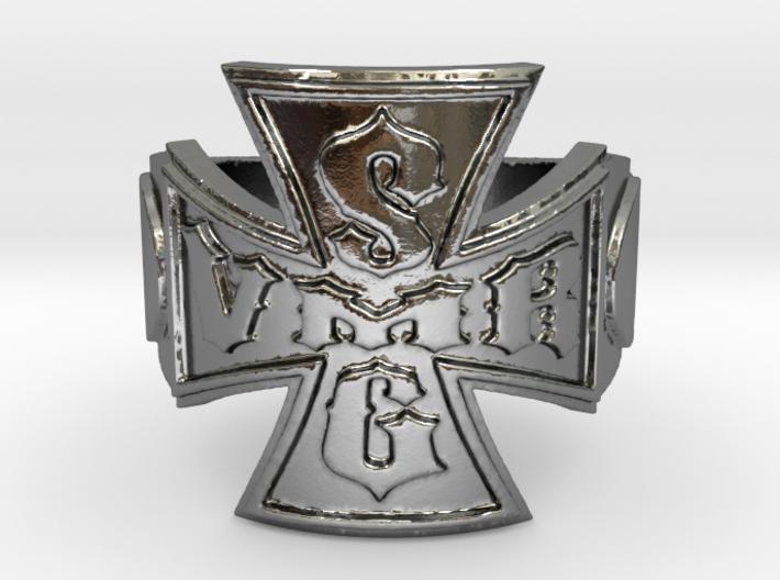 VMRSG_v2 Ring Size 10 3d printed