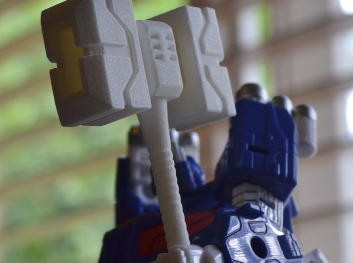 TF ULTR-MGNS Set 3d printed
