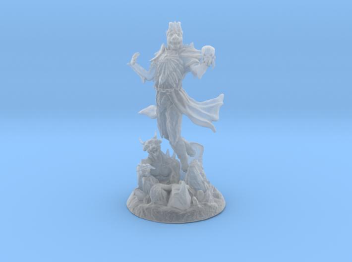 NAZAR the Necromancer 3d printed