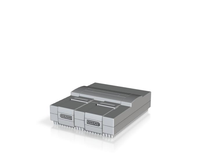 SNES 3d printed
