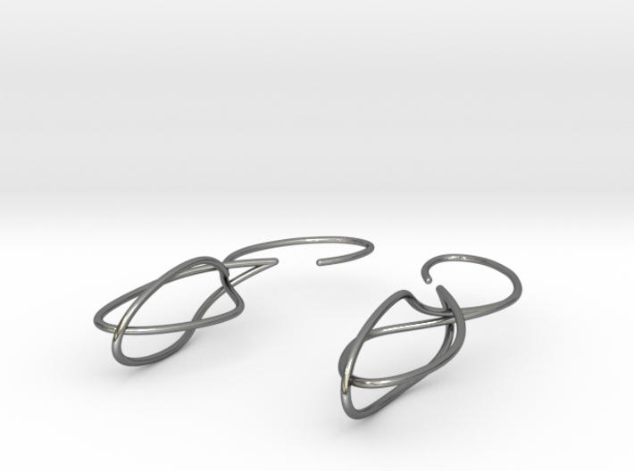 16 0403 Earrings 3d printed