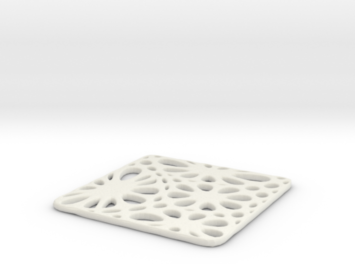 Medium coaster 3d printed
