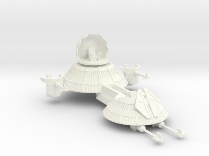 Skeletor´s Barge 3d printed