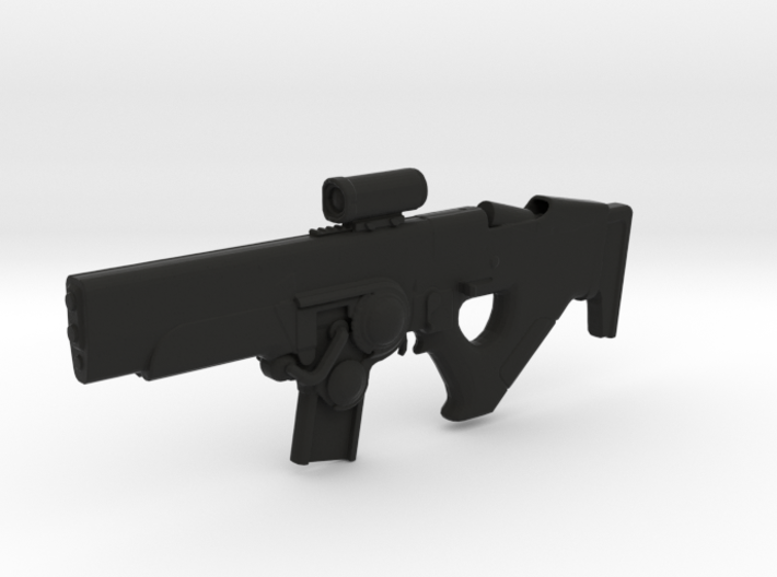 Hung Jury (1:6 Scale) 3d printed