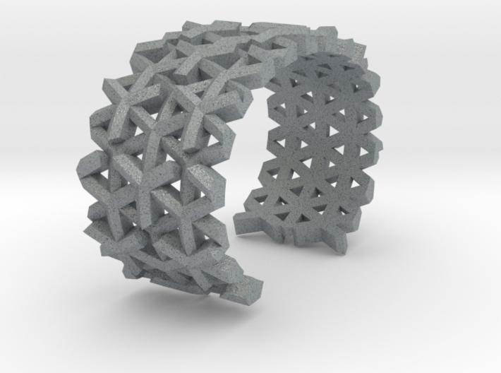 Parametric Bracelet 3d printed