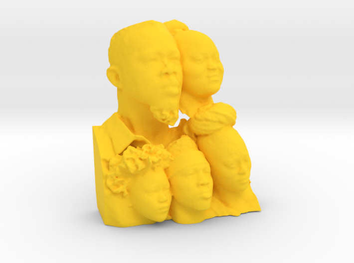 ALL OF ME 3d printed