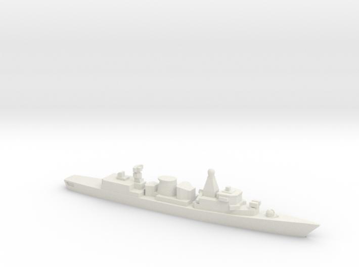Kortenaer-class frigate, 1/1800 3d printed