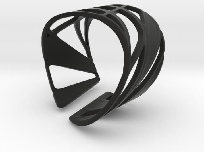 Trebleclef (size M) 3d printed
