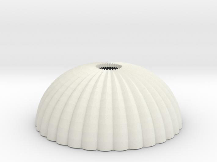 1/87 H0 scale army parachute para Fallschirm 3d printed