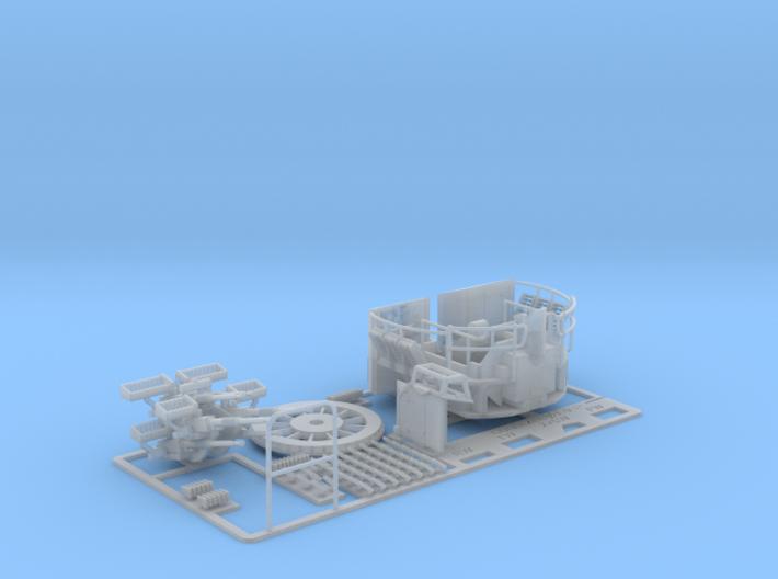 Bofor MKVI Kit 1/96 3d printed