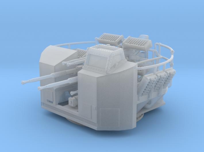 Bofors MKVI 1/144 3d printed