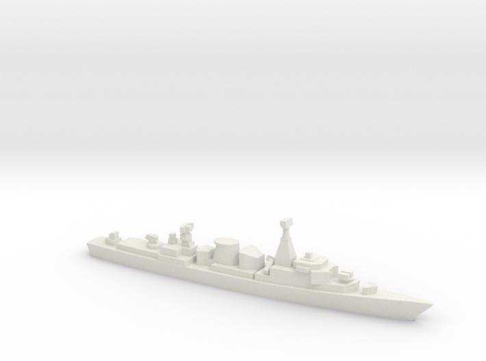 Jacob van Heemskerck-class frigate, 1/2400 3d printed