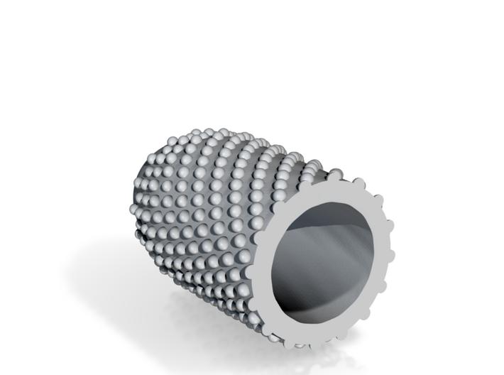 CeramicDildo2CS 3d printed