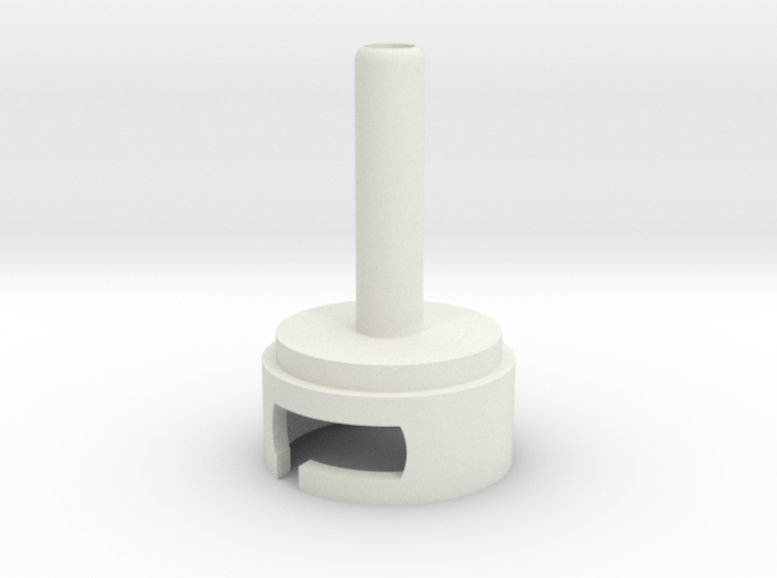 Airpump Nozzle for Inflatables 3d printed