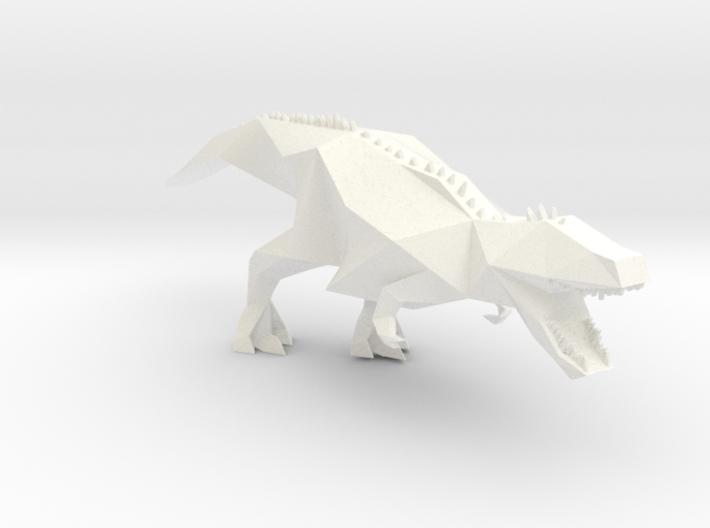 Trex Dino 3d printed