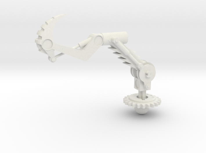The Great Telescope part2 (Bionicle MNOLG) 3d printed