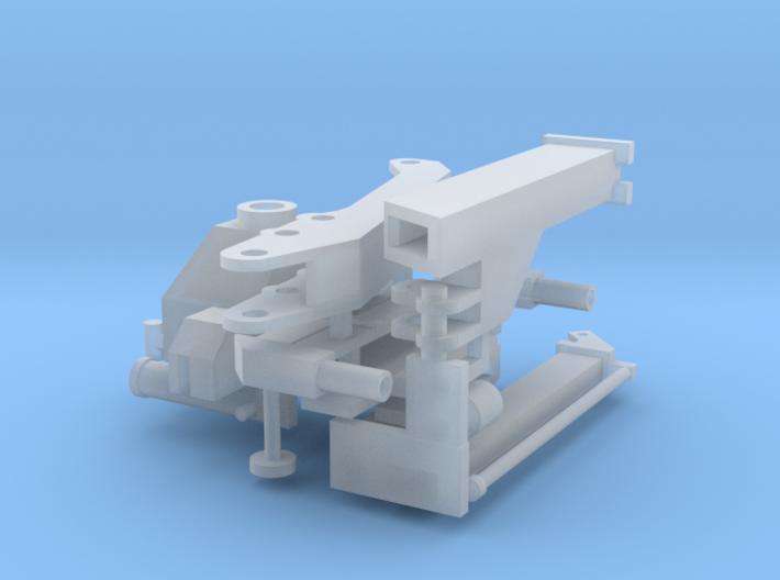 Hiab Hoist 1-72 HO Scale Kit F.U.D. 3d printed