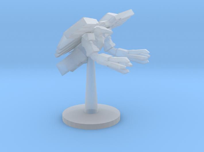 Royal Falcons Angel 3d printed