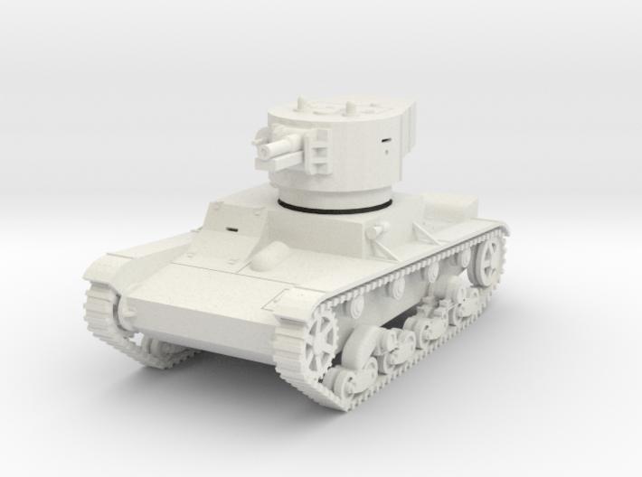 PV119 T26A Artillery Tank (1/48) 3d printed
