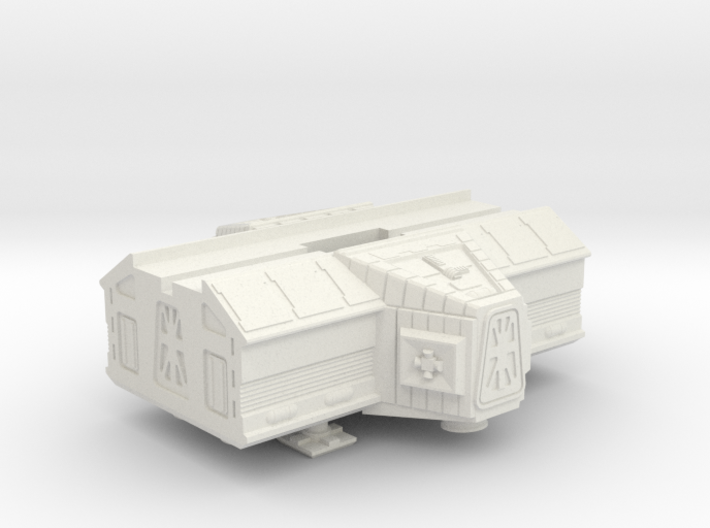 Space 1999 Laboratory Pod For Konami Eagle 3d printed