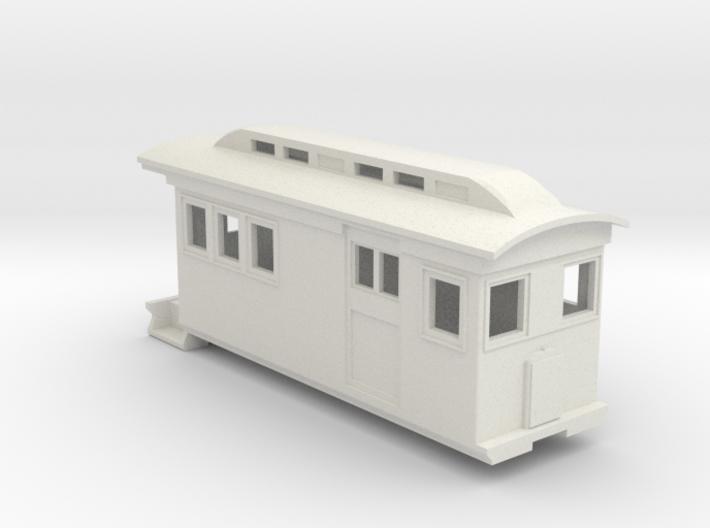 HOn30/OO9 Doodlebug/Railmotor (Megan 1) 3d printed