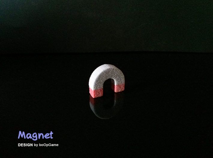boOpGame Shop - The Magnet 3d printed boOpGame - The Magnet