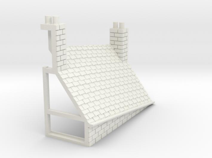 Z-152-lr-comp-stone-r2l-slope-roof-bc-bj 3d printed