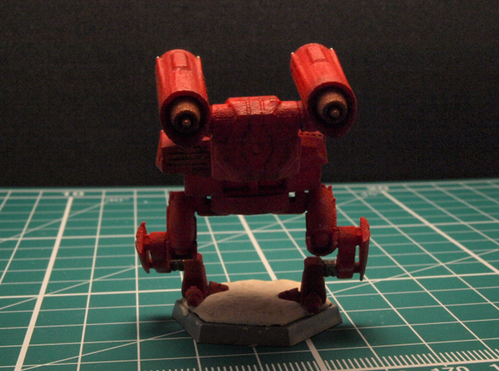 Defender Mecha 1/285 6mm 3d printed