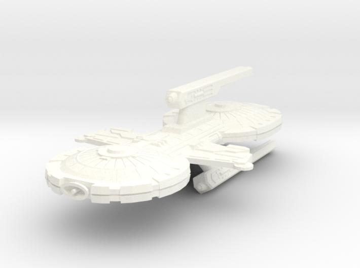 Ghorn Grand Cruiser 3d printed
