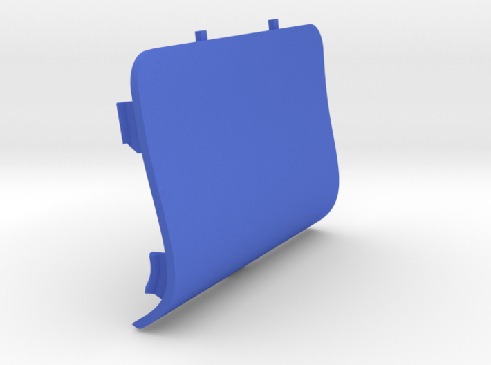 Front-Left Saab Jack Point Cover 3d printed