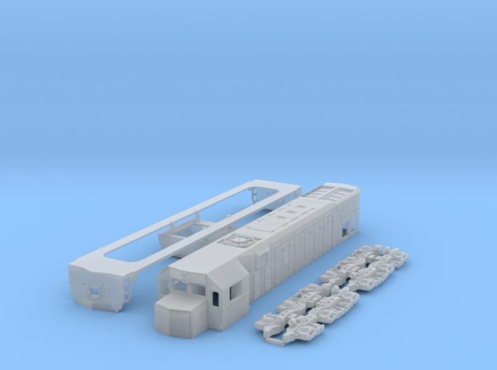 N Scale G22cu 3d printed